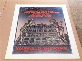 1980 The Grateful Dead - Warfield Theatre https://ctbids.com/#!/description/share/29919