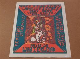 Rock Revolution Winterland Concert Poster May 1967https://ctbids.com/#!/description/share/29929