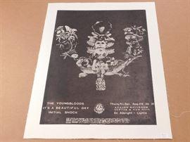 Youngbloods Avalon Ballroom Concert Poster       https://ctbids.com/#!/description/share/29927