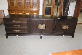 Asian Mid Century Chest