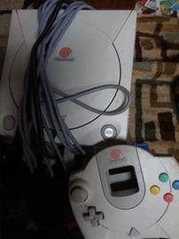 Sega dreamcast!