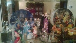 Disney Collectibles.