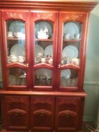 Beautiful China Cabinet