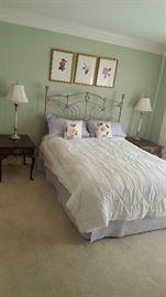 Full Iron Bed