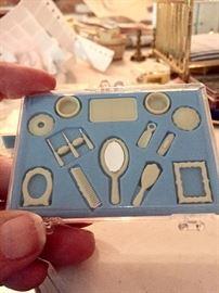 Doll house miniatures