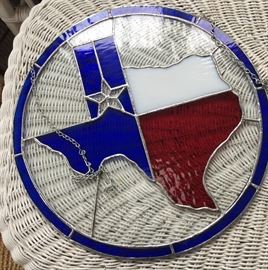 Texas stained glass.