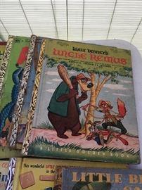 Uncle Remus - Little Golden Book