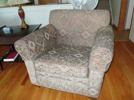 Upholster side chair