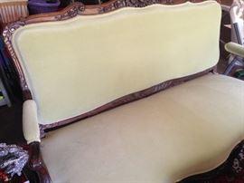 Fabulous antique sofa