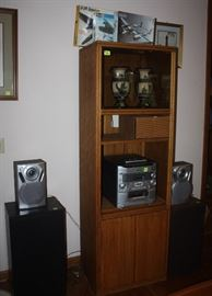 Cabinet, Sound System & Speakers