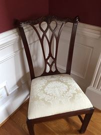 Councill Craftsman set of 8 chairs.