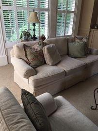 Pearson sofa and love seat
