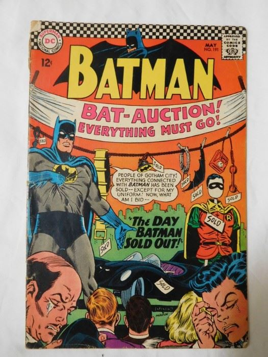 & Rare Attic find of Golden and Silver Age Comics! starts on 7/14/2018