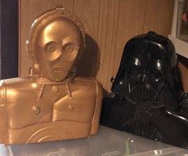 Vintage Star Wars Cases
