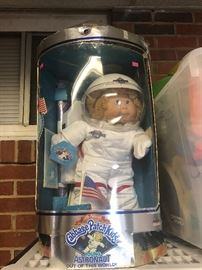 Vintage Cabbage Patch Kid Astronaut