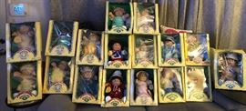 Vintage Cabbage Patch Kids In the Box