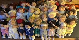 Vintage Cabbage Patch Kids