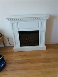 Electric Remote Control Fireplace