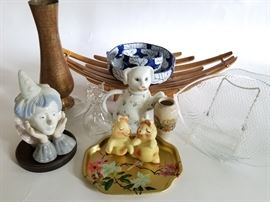 Asian Inspired Décor Pieces    http://www.ctonlineauctions.com/detail.asp?id=737108