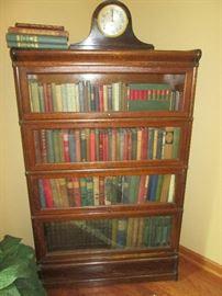 Barrister Bookcase - Vintage Books