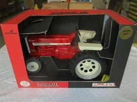 Farmall diecast tractor
