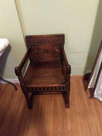 Kittenger chair