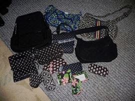 Vera Bradley purses /