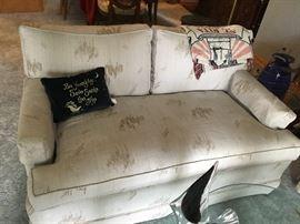 vintage love seat #2