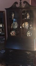 LARGE antique Secretary Desk