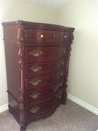 7 drawer chest dresser