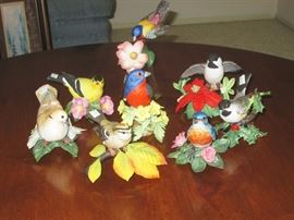 Lenox Bird collection