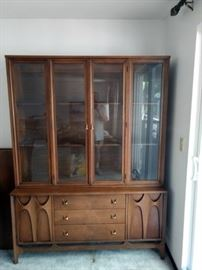 Dining Room:  Brasilia China Hutch by Broyhill