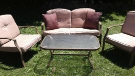 Patio furniture-great condition