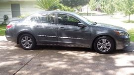 PRE SELLING THIS 2012 HONDA ACCORD...38,000 MILES...LEATHER INTERIOR..VERY GOOD CONDITION...$12,000.