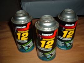 Have 8 cans of R12 Feron.