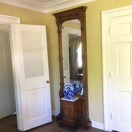 Eastlake pier mirror
