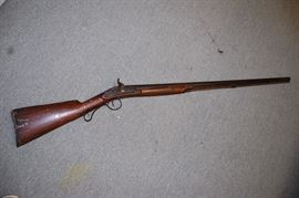 Antique Black Powder Rifle