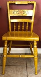 Hand Painted Chair (2)