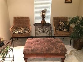 Array of Furniture, Chairs, Storage Bench