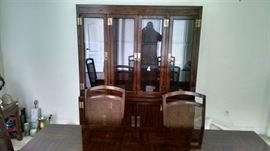 China Cabinet by Dixie  in great shape