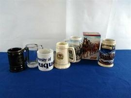 006 - University of Dubuque Mugs, Beer Steins      https://ctbids.com/#!/description/share/35837