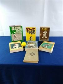 015 - Baseball Books & Misc.   https://ctbids.com/#!/description/share/35847