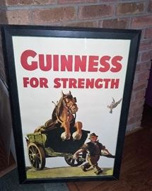 Guinness beer advertising