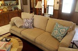 Modern stylish Beige Sofa Couch