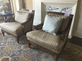 Drexel Heritage Arm Chair $1,200 each