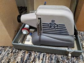 Brumberger Slide Projector