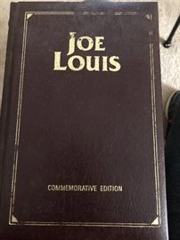 Signed by Author. Joe Lewis Jr.