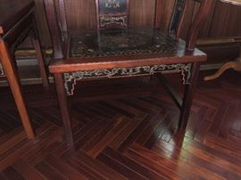 Oriental Chair. Family Heritage Estate Sales, LLC. New Jersey Estate Sales/ Pennsylvania Estate Sales.