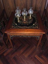 Oriental Table. Family Heritage Estate Sales, LLC. New Jersey Estate Sales/ Pennsylvania Estate Sales.