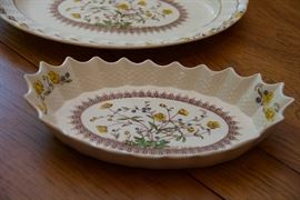 """Spode Buttercup-""""SOLD AS LOT"""""""